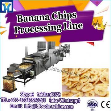 Fried Potato CrispyProcessing machinery Fresh Potato Cassava Chips Line/French Fries Sticks Plant