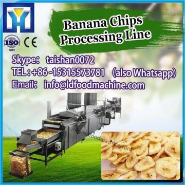 Sweet Potato CrispyProcessing Equipment Fried Potato Snack Chips Line Production Line