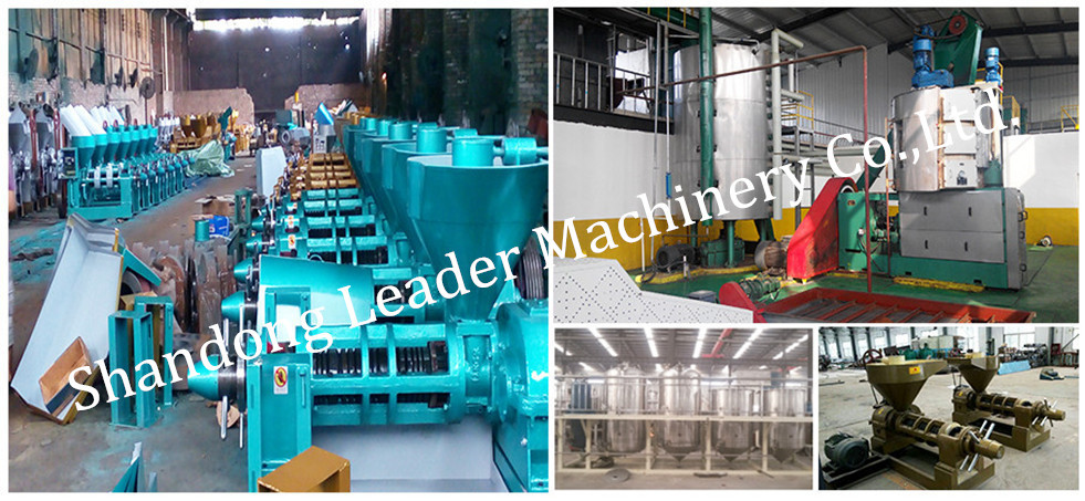 LD good manufacturer with experiences of crude palm oil/mini oil refinery machine