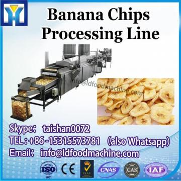 Fresh Potato CriLDs make machinery/Snacks Chips Potato Sticks Production Line